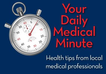 Daily Medical Minute