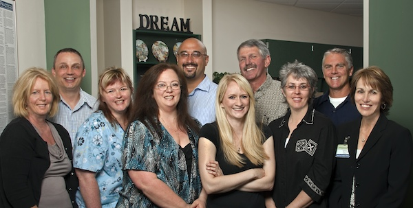 Rogue Valley Sleep Center Staff