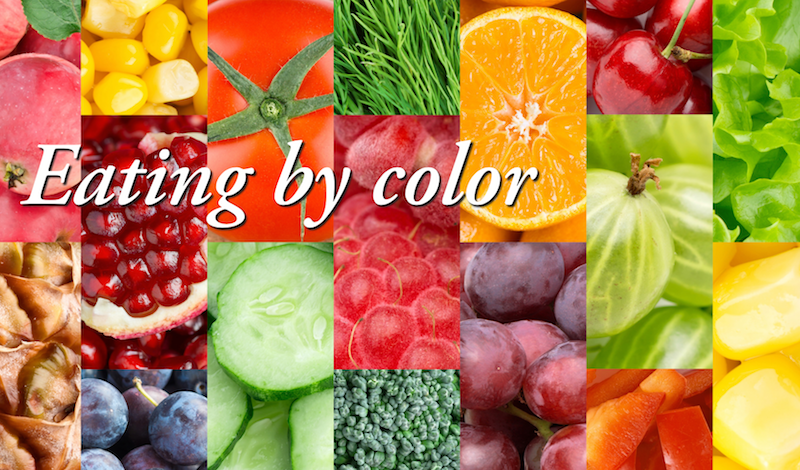 Eating by color - Cooking classes