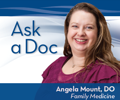 Angela Mount - Ask A Doctor