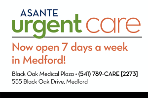 Asante Urgent Care - Now Open in Medford!