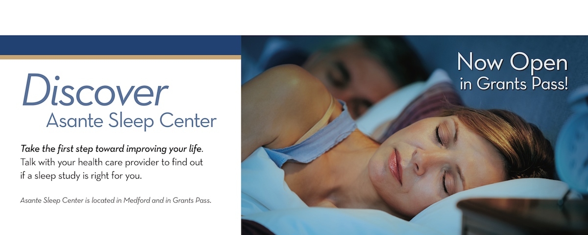Asante Sleep Center - Now Open in Grants Pass!