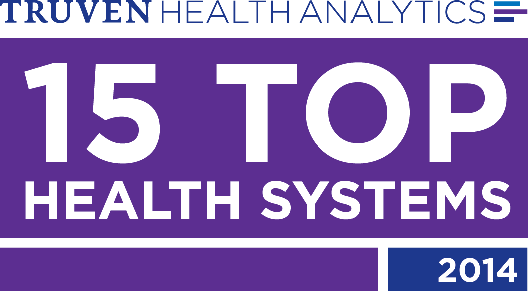 Truven 15 Top Health Systems - Asante