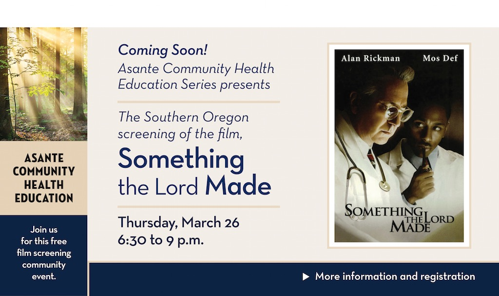 Film Screening: Something the Lord Made