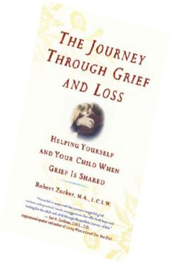 The Journey Through Grief and Loss - Helping Yourself and Your Child When Grief Is Shared