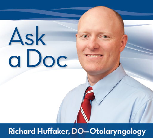 Ask A Doc - Richard Huffaker, DO