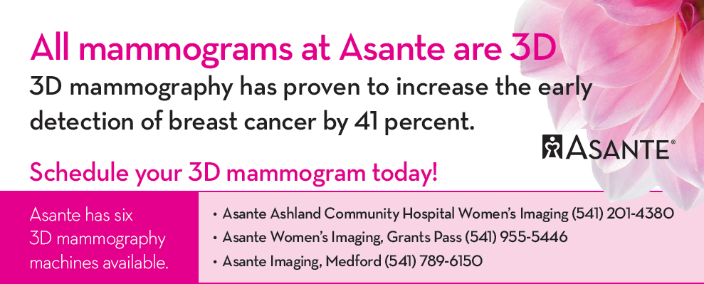 3D Mammography has proven to increase the early detection of breast cancer
