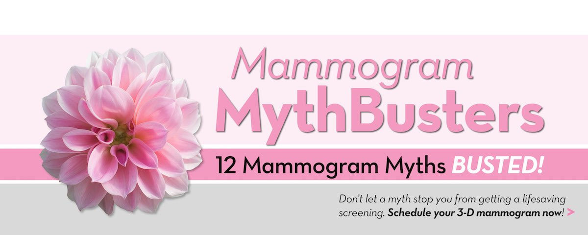 Mammogram Myths Busted!