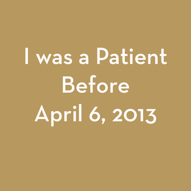 I was a  patient before April 6, 2013 - Asante Bill Pay