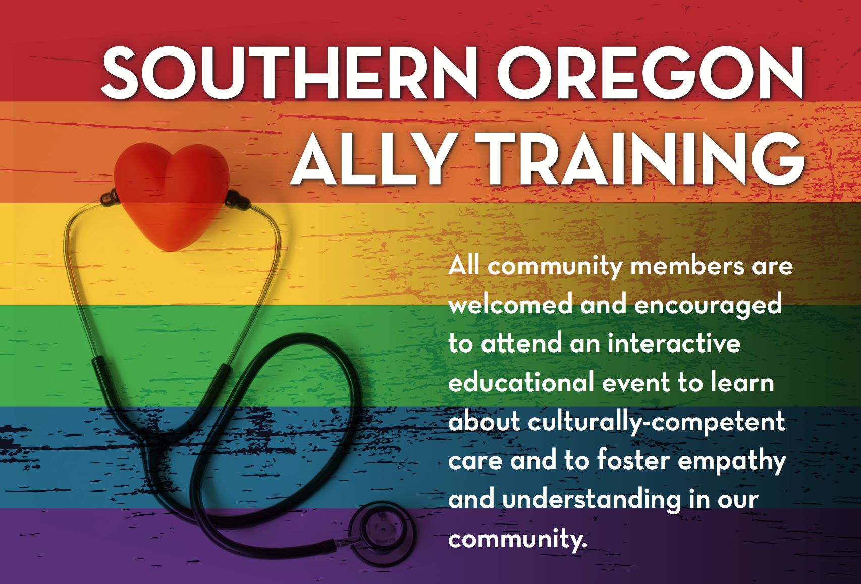 Southern Oregon Ally Training