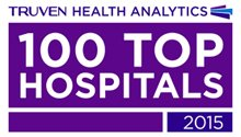 100 Top Hospital 2015- Truven Health Analytics