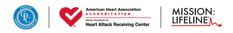 CPC-AHA-Mission Lifeline. Heart Attack Receiving Center