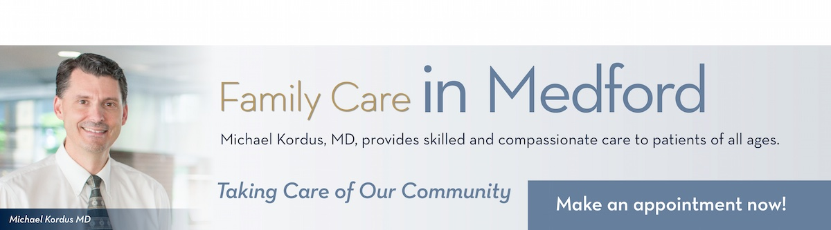 Michael Kordus, MD - Family Care in Medford