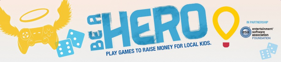 Play Games. Heal Kids. Extra Life - Donor Drive
