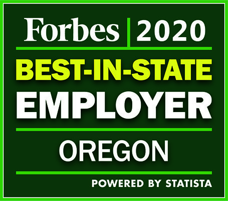Forbes 2020 Best-in-state employer