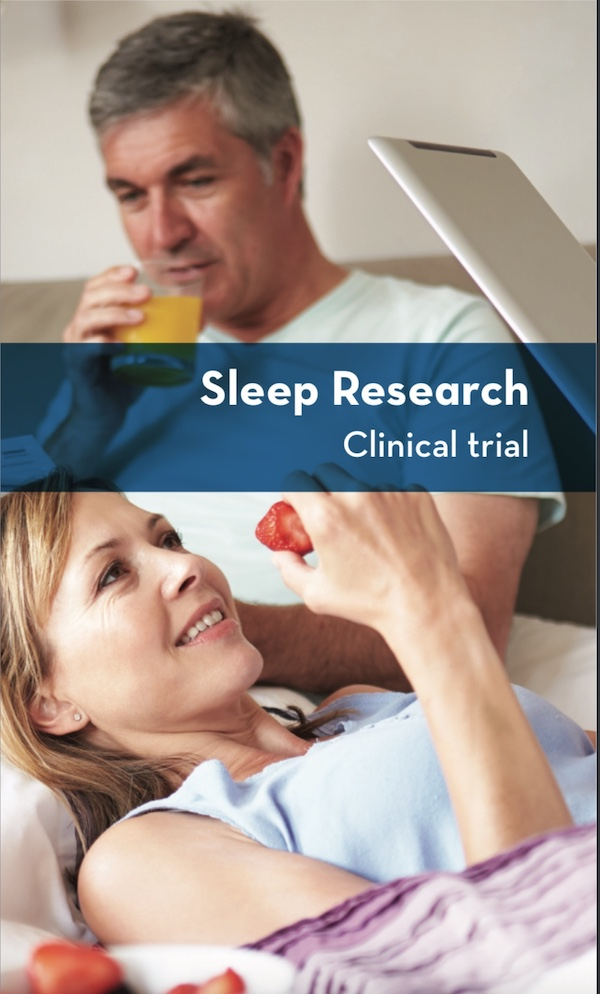 Sleep Research Clinical Trial