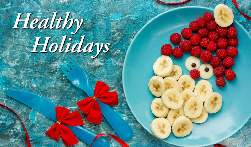 Healthy Holidays cooking classes