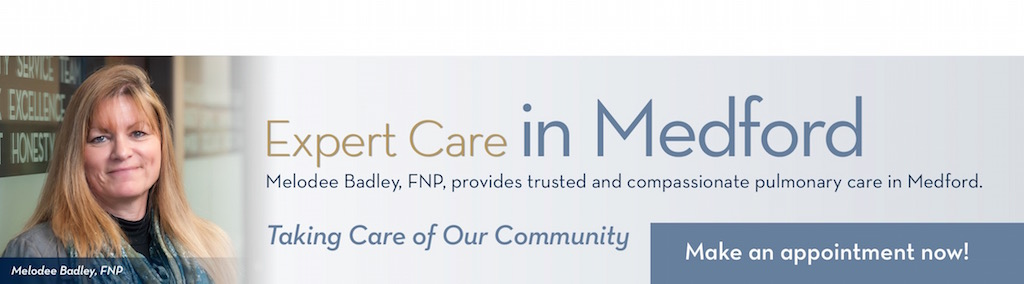 Melodee Badley, FNP - Pulmonary Medicine - Medford, OR