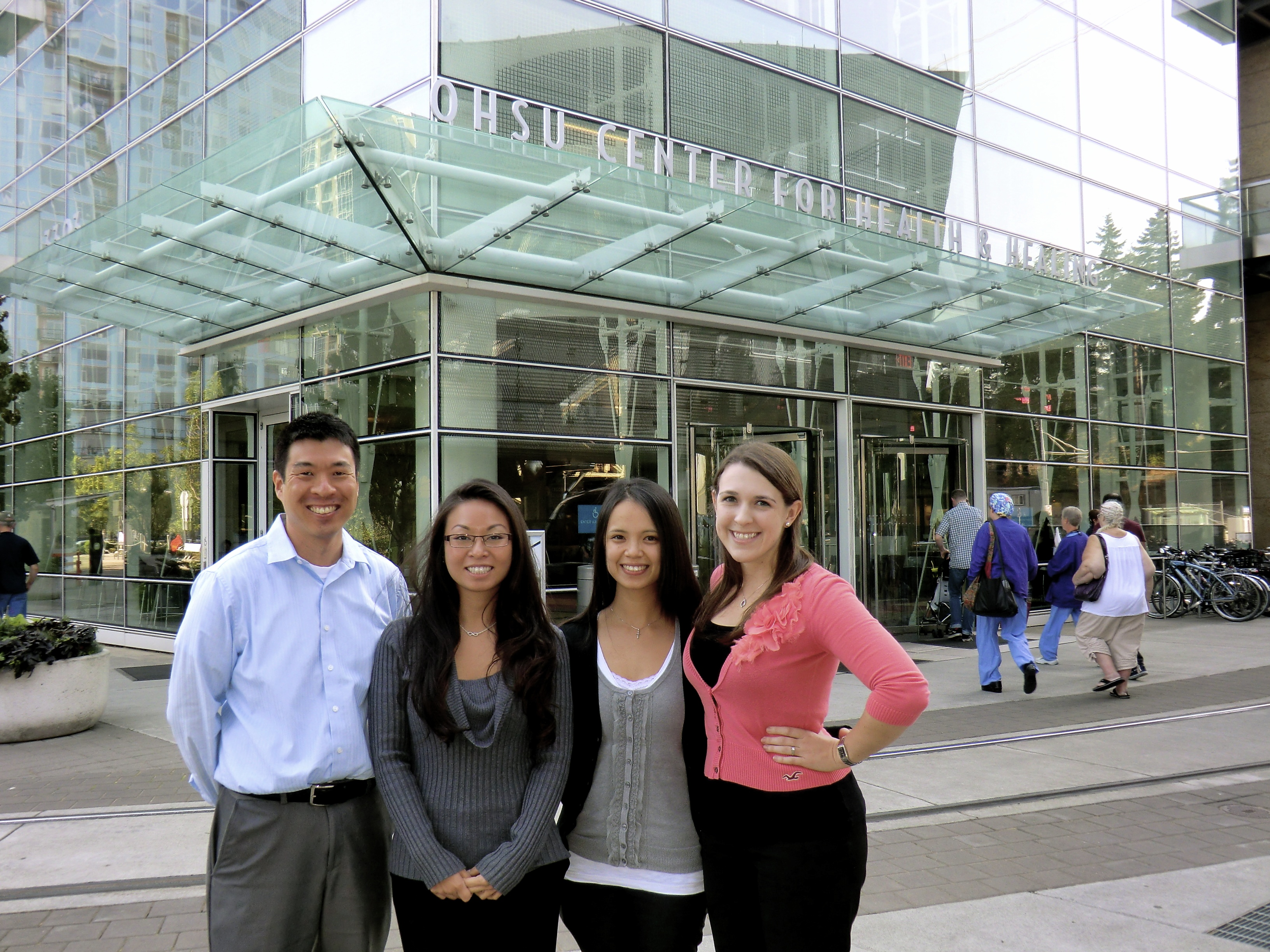 Residents at OHSU Workshop