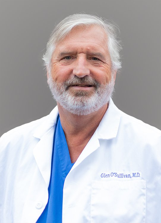 Glen O'Sullivan, MD - Orthopedic Surgeon - Spine Surgery