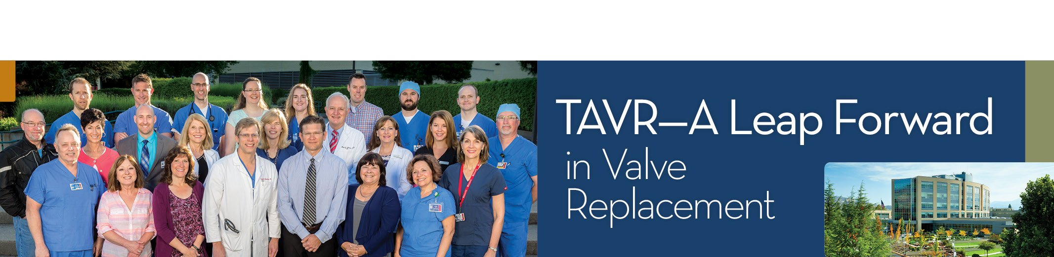 TAVR - Transaortic Valve Replacement at Asante Rogue Regional Medical Center