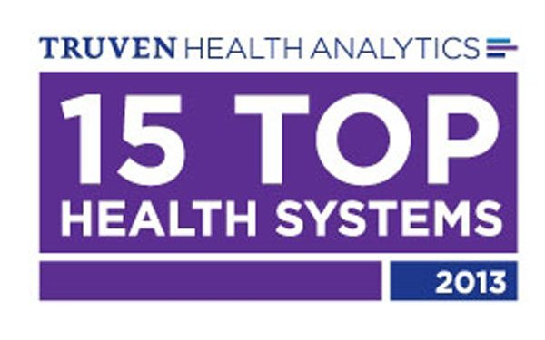 Truven Health Analytics, Asante Top 15 Health System in nation