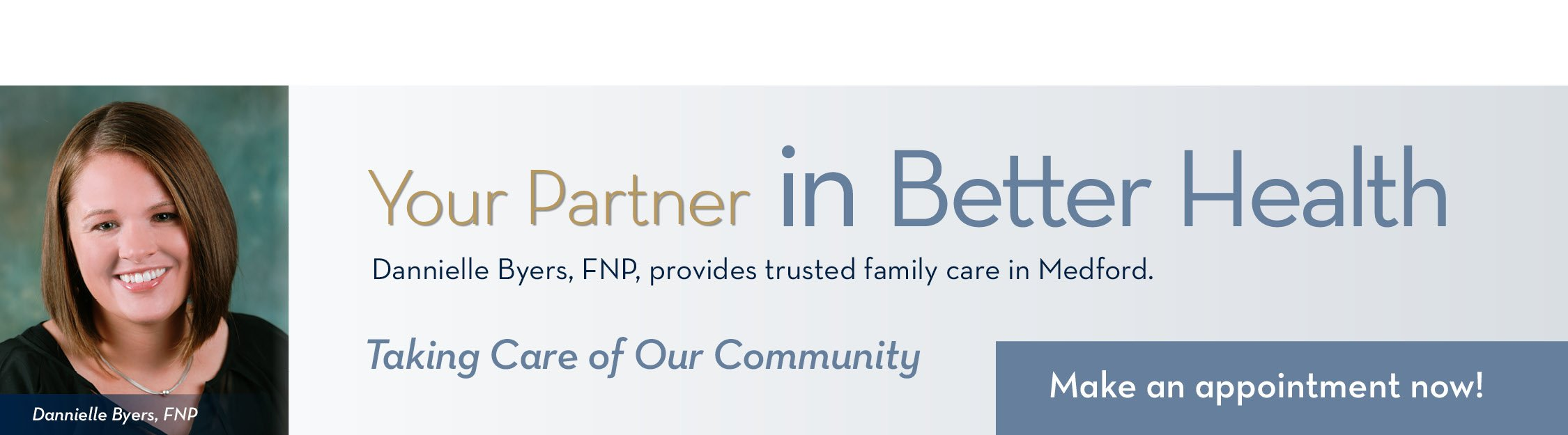 Dannielle Byers, FNP - Family Care in Medford, OR