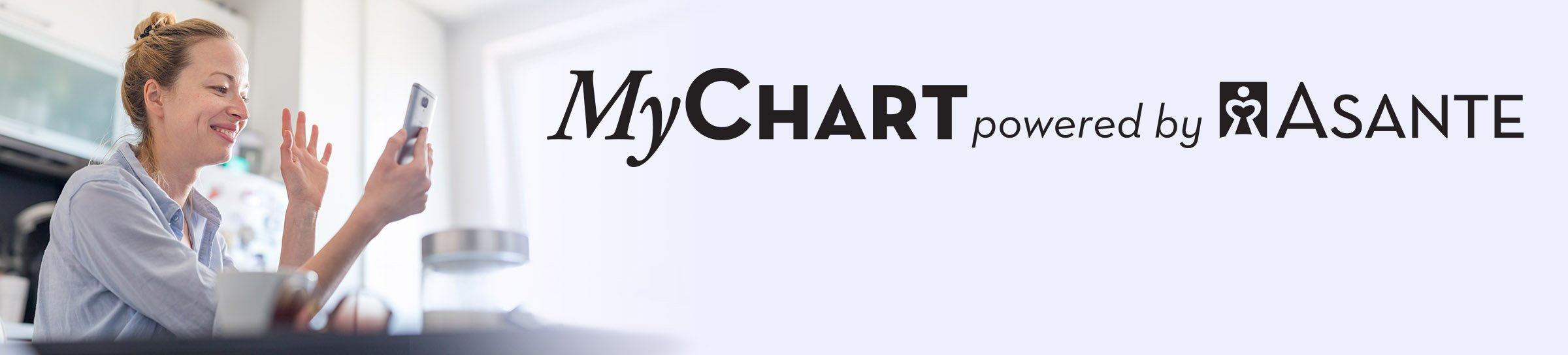 MyChart - powered by Asante